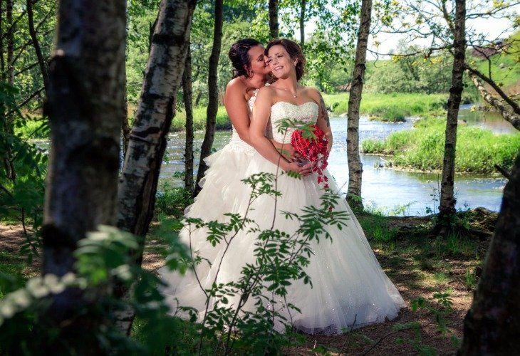 Feir den lykkelige dagen, med litt bedre samvittighet.  Bryllup er for mange synonymt med kjærlighet og romantikk. For å gjøre dagen enda litt bedre er det m...