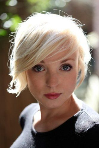 Helen George Call the Midwife Short hair cut