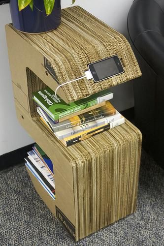cardboard_sidetable