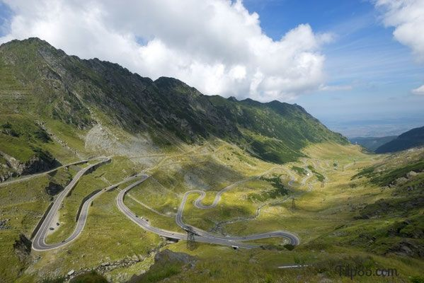 Transfagarasan road in summer time - PhotoDune - Tutye
