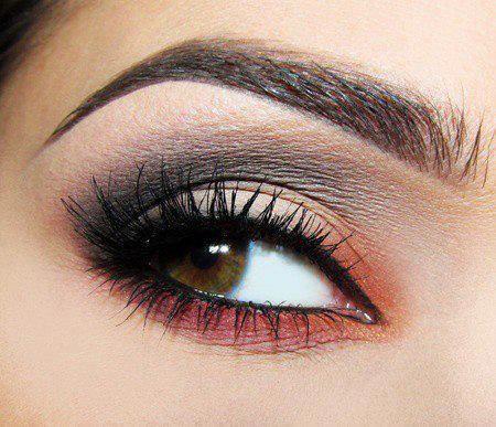Smokey Brown #eyeshadow #eye #makeup