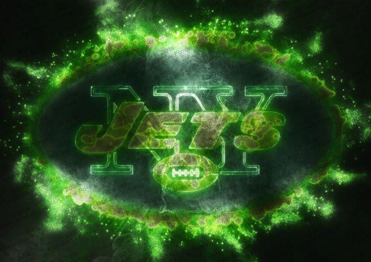 New York Jets styled logo - Reflexión Fotos