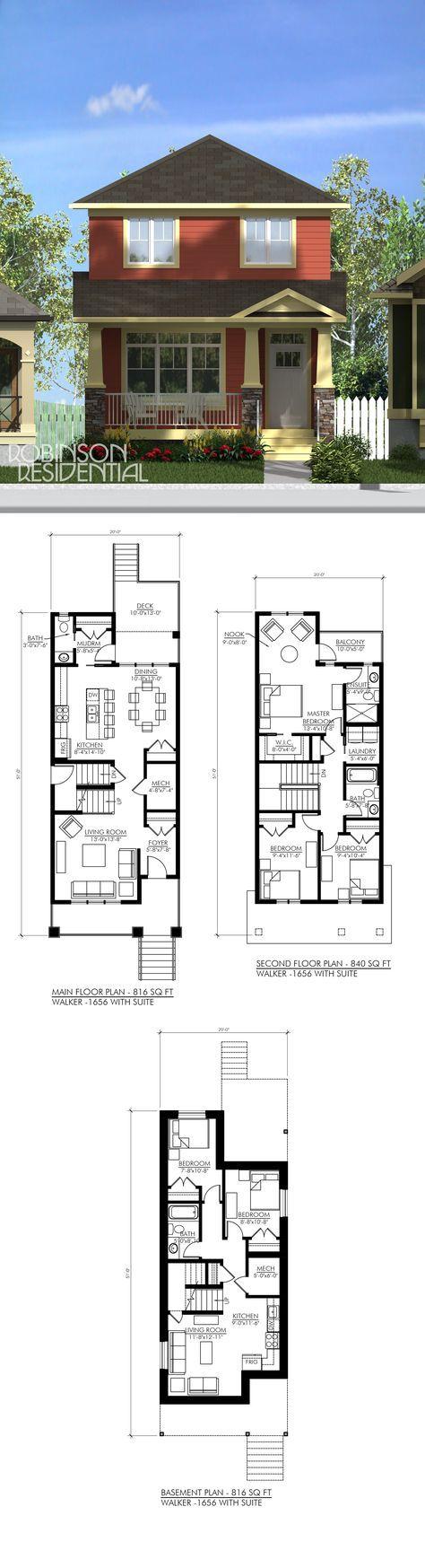 1656 Sq. Ft, 3 Bedrooms, 2.5 Bath.