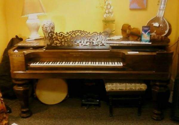 1000+ images about Square Grand Pianos on Pinterest ...