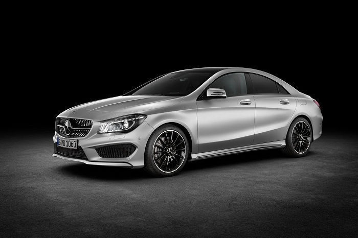 2013 Mercedes A45 AMG Three Models: Already thinking of CLS 63, CLA 45 AMG Shooting Brake?