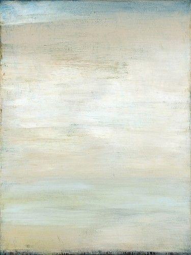 Shawn Dulaney (LA), Earth Rain 2014, acrylic on linen over panel, 48 x 38 inches