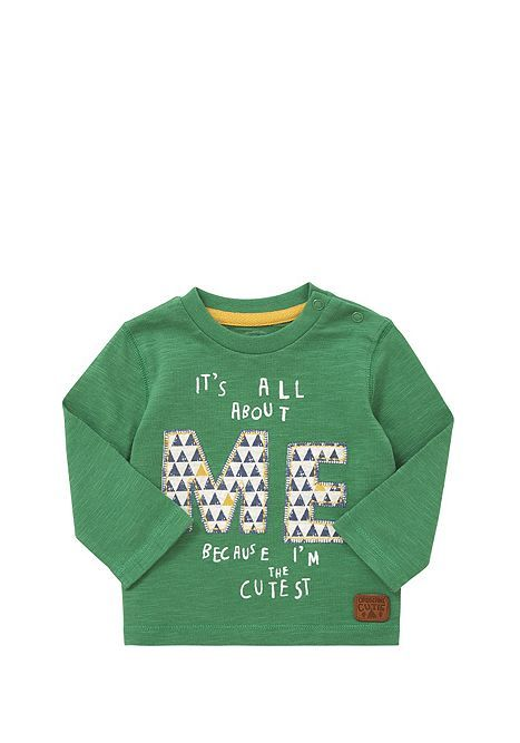 38 best me images on pinterest babies clothes baby dresses and buy ff me slogan long sleeve t shirt from our gifts for babies range at tesco direct negle Gallery