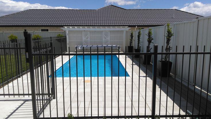 Small pools bay Mayfair Pools