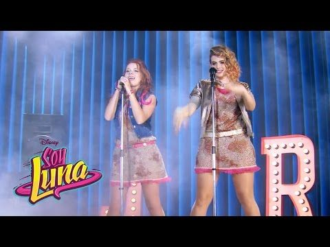 Elenco de Soy Luna - Sobre ruedas (Official Lyric Video) - YouTube