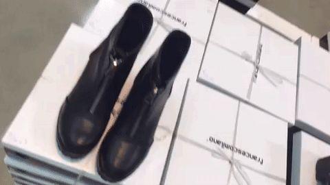 La collezione autunno inverno #Francescomilano sa sempre come stupirti! Trova le tue #scarpe ideali, ne abbiamo per tutte le occasioni!