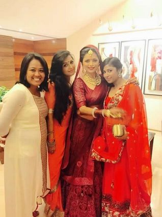 WEDDING CELEBRATION'S OF BEAUTIFUL DRASHTI DHAMI & NEERAJ KHEMKA - Blog | ShaadiSagaBlog | ShaadiSaga