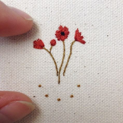 """390 Likes, 12 Comments - tinycup needleworks (@tinycup_) on Instagram: """"we shall not sleep #tinycupneedleworks"""""""
