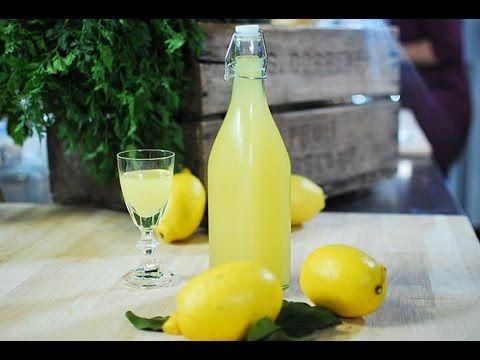 Recept 'Limoncello' | njam!