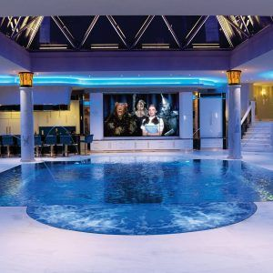 Best 25 indoor swimming pools ideas on pinterest - Luxury hotels in madrid with swimming pool ...