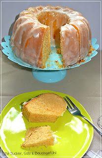 Mit Zucker, Salz & Bauchgefühl: Zitronengugelhupf (Zitronenkuchen) nach Tim Mälzer