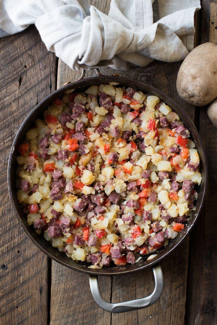 Recipe: Classic Corned Beef Hash | Recipe | Corned beef ...
