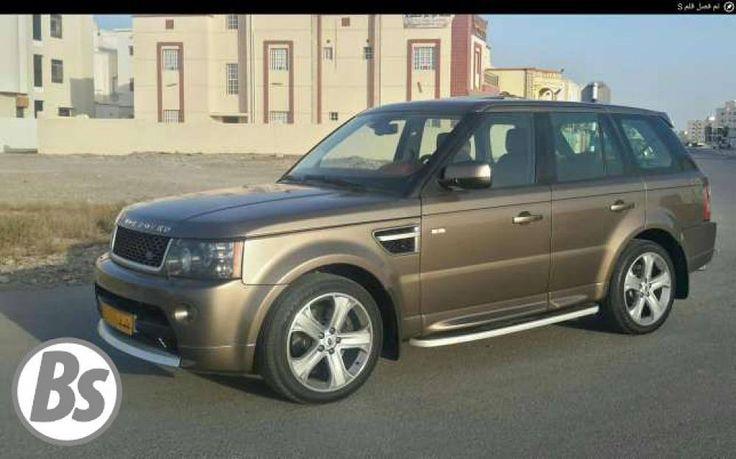 Land Rover Range Rover Sport 2012 Muscat 123 000 Kms  12500 OMR  Khalil Abu Ahmed 93176666  For more please visit Bisura.com  #oman #muscat #car #classified #bisura #bisura4habtah #carsinoman #sellingcarsinoman #muscatoman #muscat_ads #landrover #rangeroversport