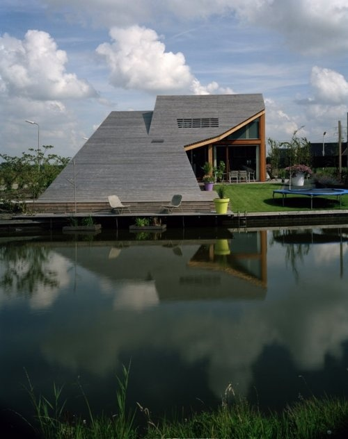 Dogma House in Netherlands