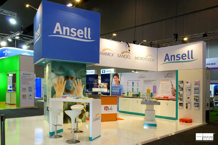 Marketing Exhibition Stand Out : Best medical and pharmaceutical exhibition design by