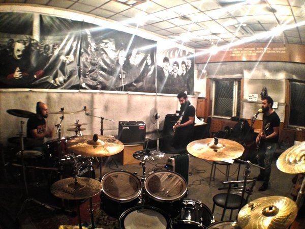 LostPray in Studio
