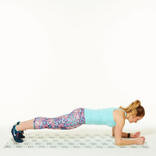 16 Ab Exercises Guaranteed to Make You Feel the Burn - Shape.com