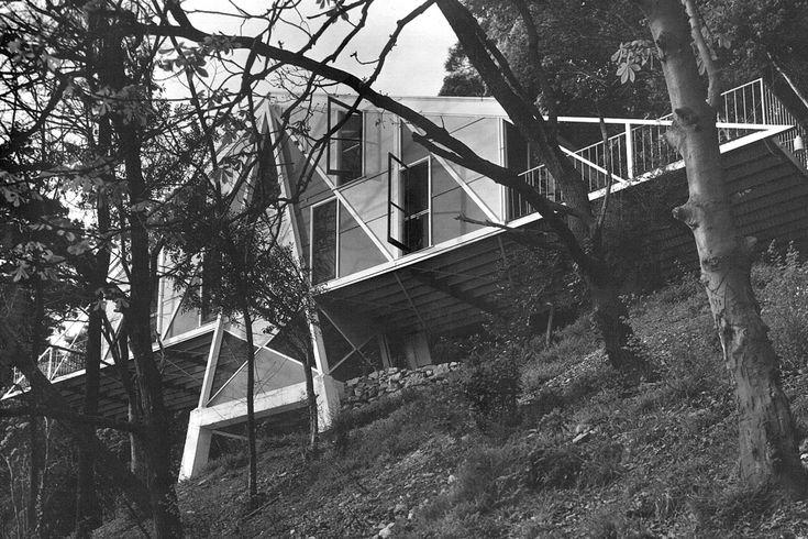 River house 1955-Peter McIntyre