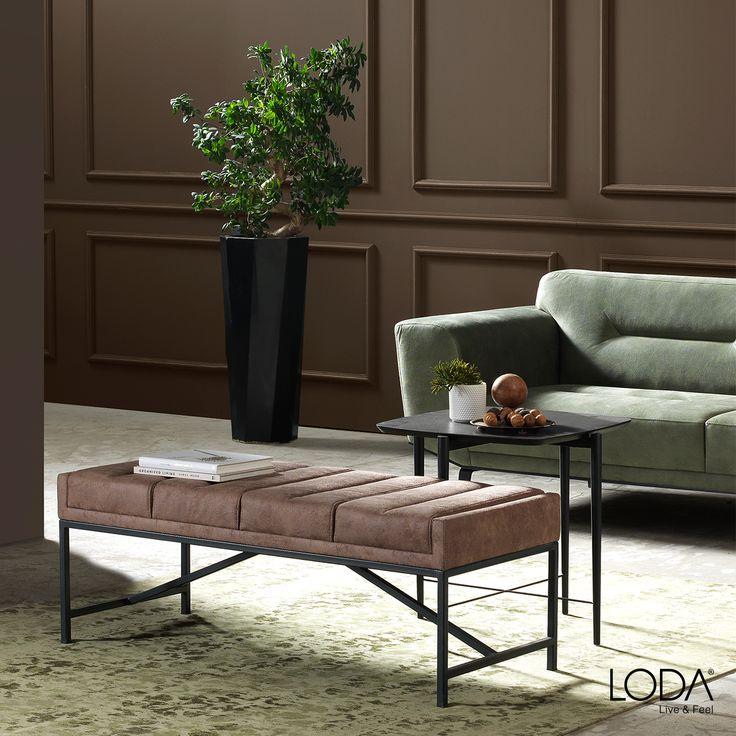 Dekorasyonunuzda küçük ve etkili bir değişiklik yapmak istiyor; ancak o mobilyanın ne olacağına karar veremiyor musunuz? Sizi, Vitale puf ile tanıştıralım…