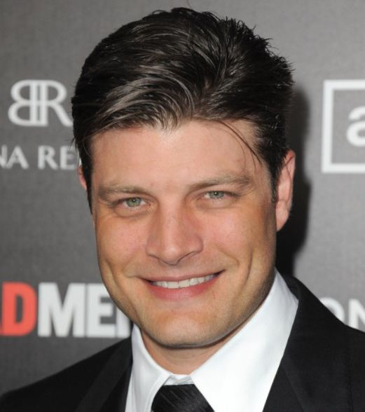 Jay R. Ferguson is very good looking. Description from deadline.com. I searched for this on bing.com/images