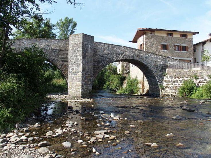 Zubiri, puente de la rabia