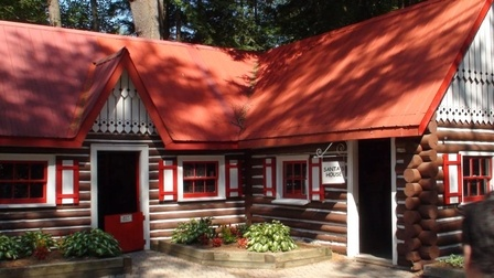 Santa's Village Bracebridge, Ontario, Canada