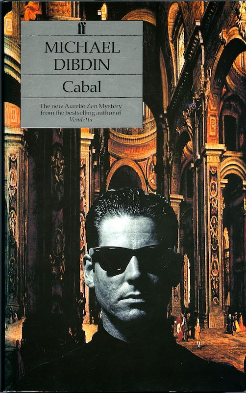 Michael Dibdin: Cabal, 1992.