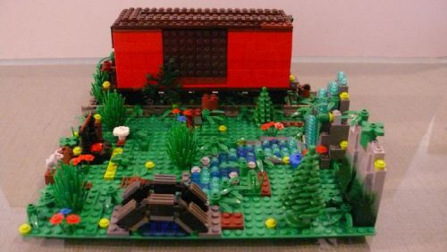 The Boxcar Children : A LEGO® creation by Lego Builders : MOCpages.com