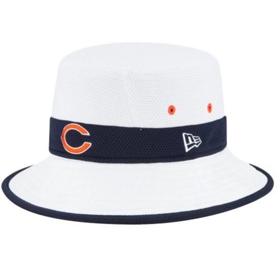 Chicago Bears On-Field Training Camp Bucket Hat by New Era   SportsWorldChicago.com  #ChicagoBears