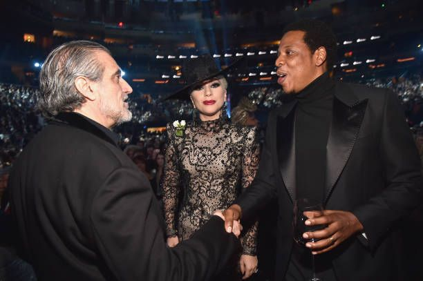 Joe Germanotta recording artist Lady Gaga and recording