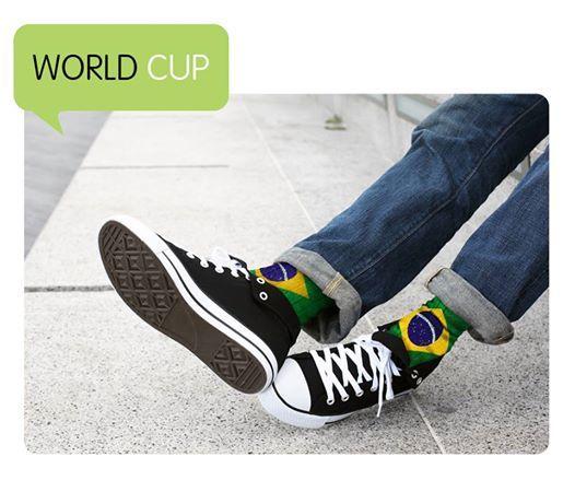 ¡La Copa del Mundo ya está aquí! ¿Estás listo para revelar tu lado Brasileño?