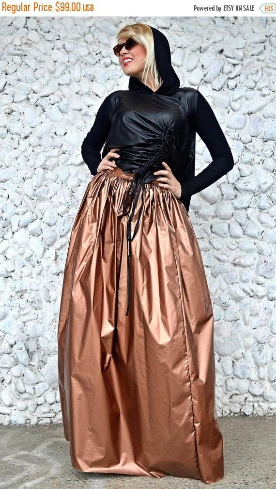 Check out this item in my Etsy shop https://www.etsy.com/listing/495083364/sale-bronze-extravagant-skirt-funky