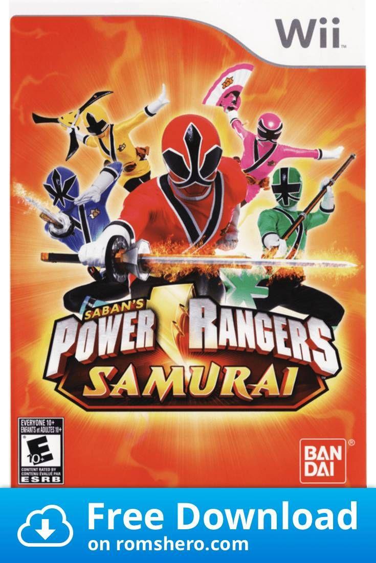 Download Power Rangers Samurai Nintendo Wii Wii Isos Rom Power Rangers Samurai Power Rangers Power Rangers Games