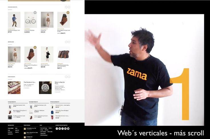 Tendencias de diseño web para el 2015