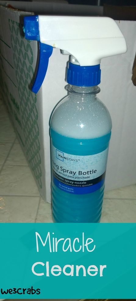 Blue Dawn Miracle Cleaner
