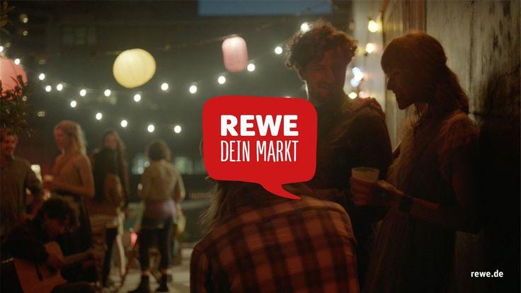 REWE TV-Spot – Dein Markt