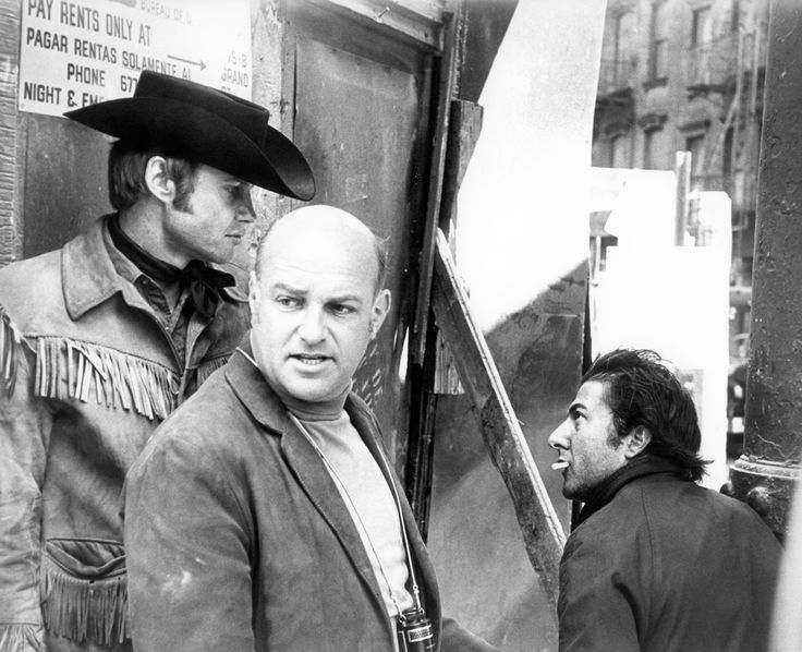 Midnight Cowboy Behind the Scenes: Jon Voight, John Schlesinger & Dustin Hoffman