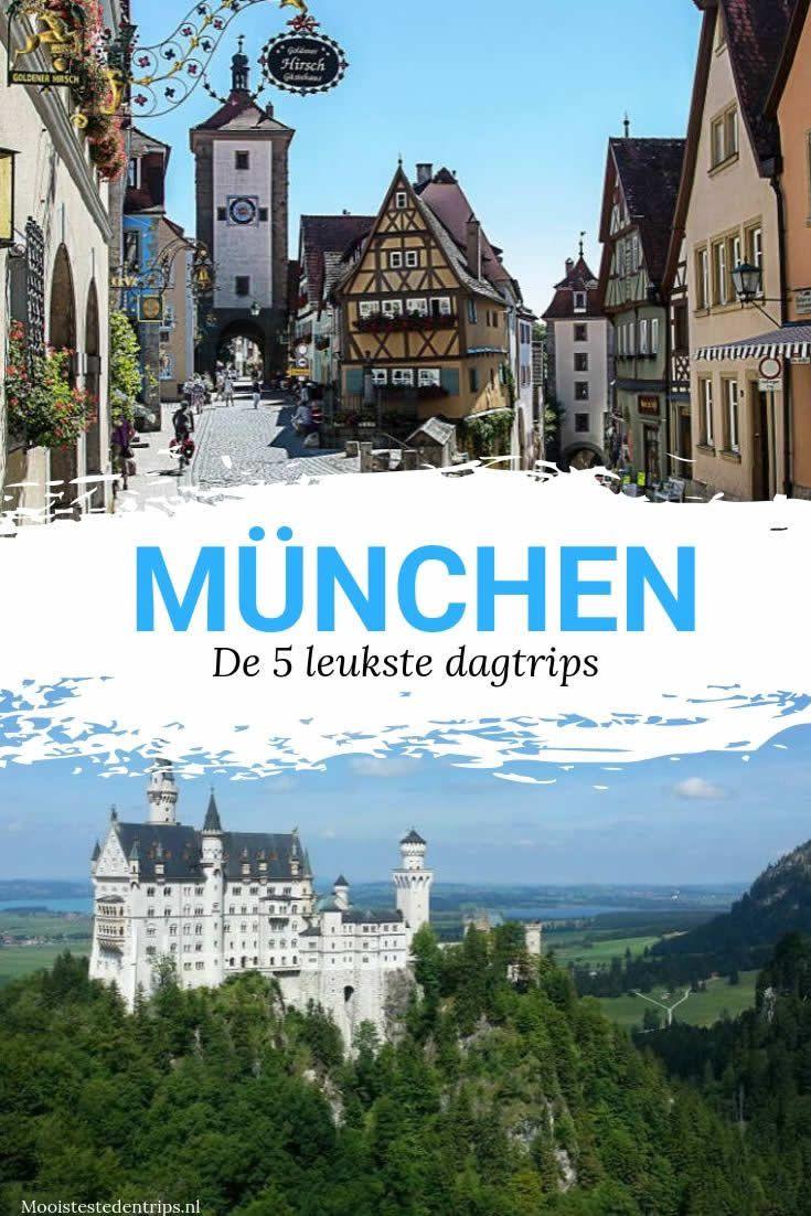 Dagtrips Vanuit Munchen 5 Bijzondere Dagtrips Vanuit Munchen Stedentrip Duitsland Reizen