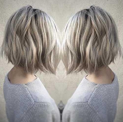 Ash Blonde Bob Pics | Bob Hairstyles 2015 - Short Hairstyles for Women