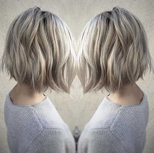 Ash Blonde Bob Pics | Bob Hairstyles 2015 - Short Hairstyles for Women