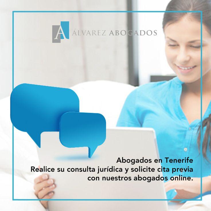 Si desea realizar una consulta jurídica o solicitar cita previa, contacte con Alvarez Abogados Tenerife visitando http://alvarezabogadostenerife.com