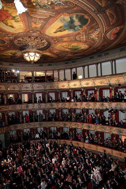 Teatro de Cristóbal Colón, Bogotá (Colombia)
