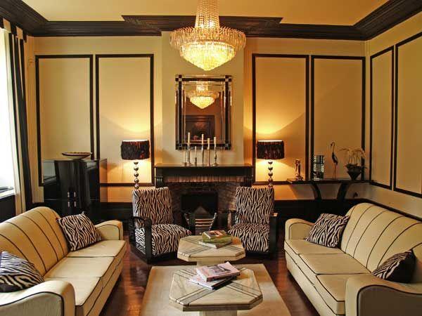 Art Deco Living Room Furniture: 77 Best Images About Art Deco On Pinterest