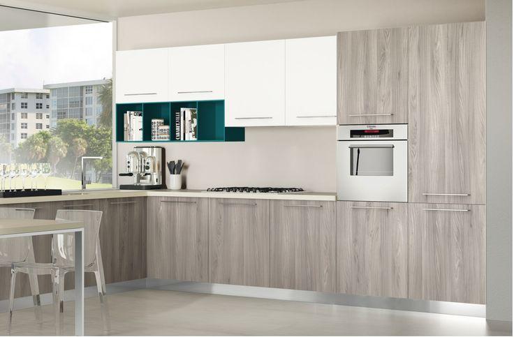 Κουζινα laminate Fiamma   Επιπλα Κουζινας