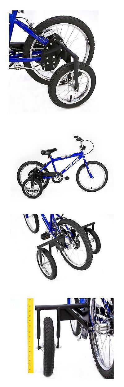 Training Wheels 177839: Bike Usa Inc S Junior Stabilizer Wheel Kit For Youth 20-Inch Wheel Bmx Bikes ... -> BUY IT NOW ONLY: $225.01 on eBay!