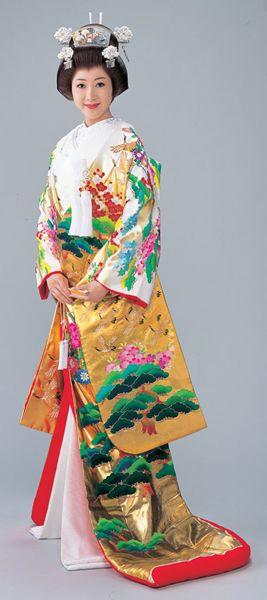 日本伝統儀式衣裳友禅保存協会|ドレスカタログ|ステキブライダル・フィーノ|ブライダルハウス